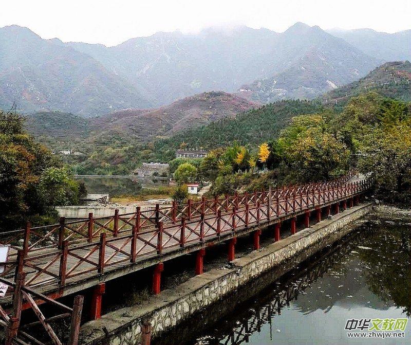 记者摄影家走进房山金祖山风景区采风_文化之旅_中华