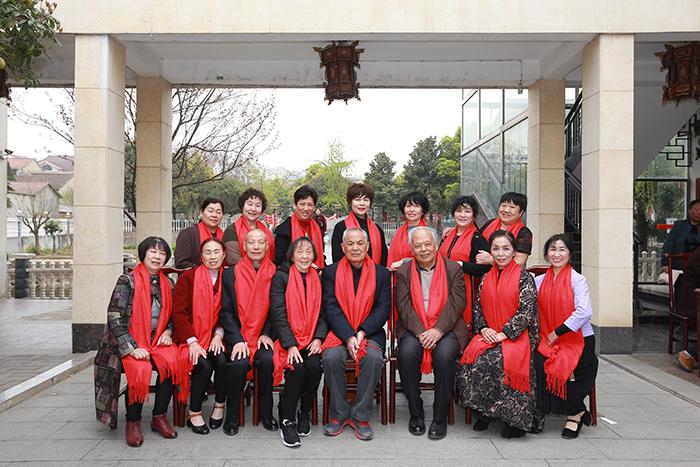 45年相聚 共祝祖国繁荣昌盛——湖北省钟祥市胡集高中72级3班同学毕业45年聚会