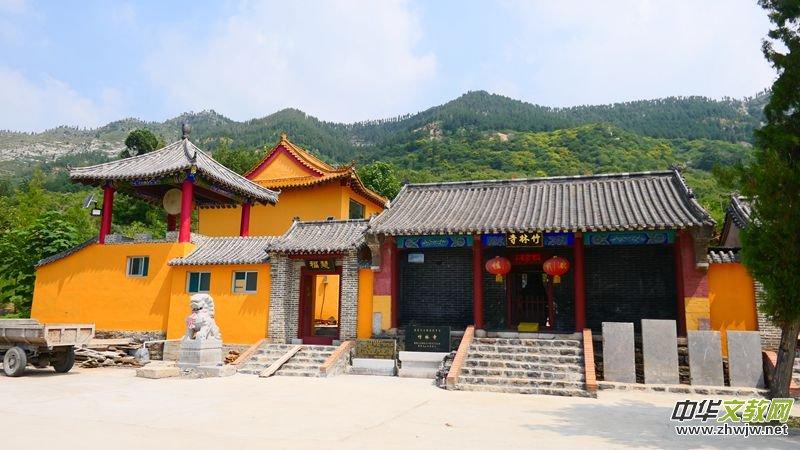 视频:千年古刹——淄博竹林寺 释仁证大和尚
