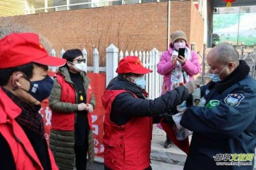 本溪博爱之家团队为市儿童福利院送防疫品
