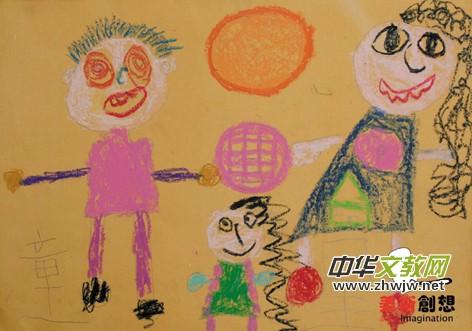 张立玲                 学校班级名称:四川德阳 美术创想少儿美术图片