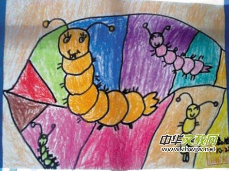 学生绘画作品展图片
