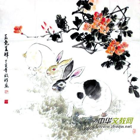 中国动物画家——赵致祥艺术