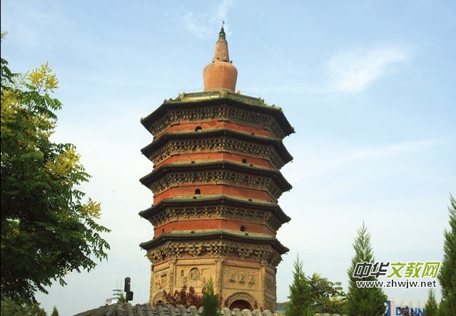 安阳文峰塔